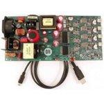 Фото 2/4 STR-USBC-4PORT-200W-EVK, USB AC-DC 4-Port 200W Source USB Evaluation Board for FUSB252, FUSB307, NCP1399 for FUSB252UMX