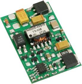 NSD05-12S15, DC/DC преобразователь