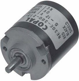 RE30E-360-213-1, Optical Encoder Module, RE30E Series, 360 ppr, 2 Phase Output, 5 to 12 Vdc, Cable Wire