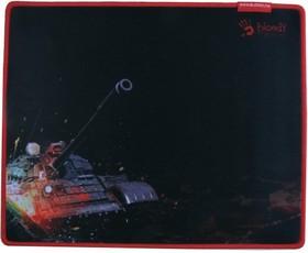 Коврик для мыши A4 Bloody B-070 черный/рисунок