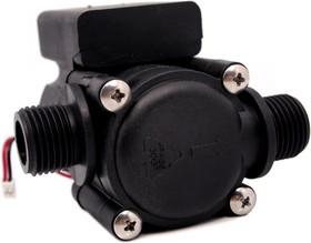 Фото 1/2 3.6V Micro Hydro Generator Pro, Гидро-генератор 3.6В с Li-Po аккумулятором 700мАч
