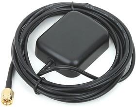MIKROE-363, Active GPS Antenna, GPS антенна активная