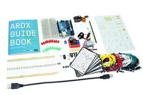 Фото 1/2 ARDX - The starter kit for Arduino, Стартовый набор комплектующих для робототехники