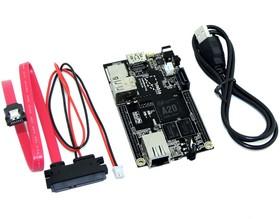 Cubieboard 2 / Cubieboard A20, Одноплатный компьютер на базе SoC AllWinner A20 (Dual-Core ARM Cortex A7)