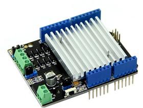 Motor Shield V2.2, Силовой модуль управления двигателями для плат Freeduino/Arduino
