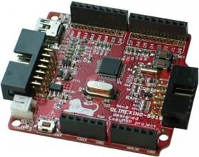 OLIMEXINO-5510, Отладочная плата форм-фактора Arduino на базе MSP430F5510