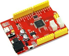 Seeeduino Lite, Программируемый контроллер на основе МК ATmega32U4 (аналог Arduino Leonardo)