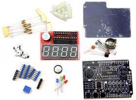 Tick Tock Shield, Модуль расширения для Arduino (набор для монтажа будильника)