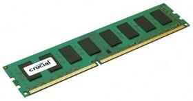 Модуль памяти CRUCIAL CT25664BD160BJ DDR3L - 2Гб 1600, DIMM, Ret