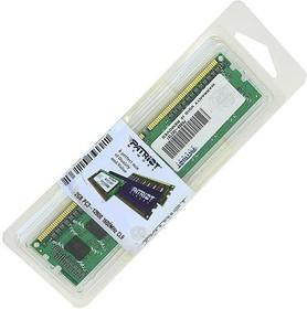 Модуль памяти PATRIOT PSD32G16002 DDR3 - 2Гб 1600, DIMM, Ret