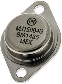 MJ15004G, PNP power transistor,MJ15