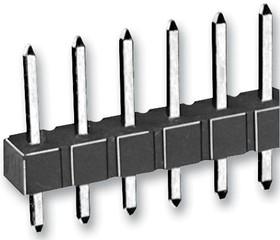 SL1.025.36Z, Разъем типа провод-плата, 2.54 мм, 36 контакт(-ов), Штекер, Серия SL, Сквозное Отверстие