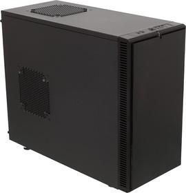 Корпус mATX FRACTAL DESIGN Define Mini, Mini-Tower, без БП, черный