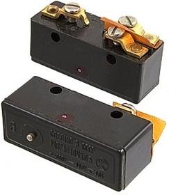 МП2101 под винт, Микропереключатель 10А 660VAC