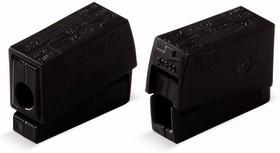 224-104, Клемма для осветительного оборудования, (1,0-2,5)/(0,5-2,5) мм (OBSOLETE)