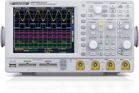 Фото 1/2 HMO3052, Осциллограф цифровой, 2 канала х 500МГц (Госреестр)