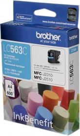 Картридж BROTHER LC563C голубой