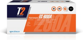Картридж T2 CF280A TC-H80A, черный