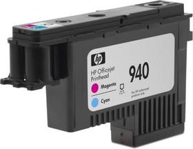 Печатающая головка HP C4901A голубой / пурпурный