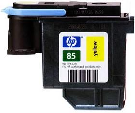 Печатающая головка HP №85 C9422A, желтый