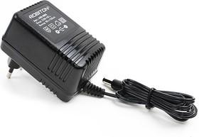 Фото 1/2 AB9-500S(-), Блок питания стабилизированный, 9В,0.5А,3Вт,(адаптер), штекер 5,5х2,1 мм