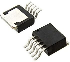 TLE4276GV, Регулируемый стабилизатор напряжения, 2.5В…20В, 400мА