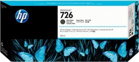 Картридж HP 726 CH575A, черный матовый