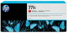 Картридж HP №771C B6Y08A, хроматический красный