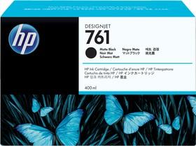 Картридж HP №761 CM991A, черный матовый