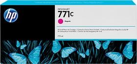 Картридж HP №771C пурпурный [b6y09a]