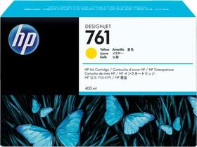 Картридж HP №761 CM992A, желтый