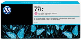 Картридж HP №771C B6Y11A, светло-пурпурный