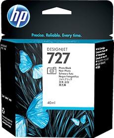 Картридж HP 727 B3P17A, фото черный