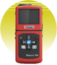 MobIR M8, Тепловизор -20°С...250°С (1600х1200)
