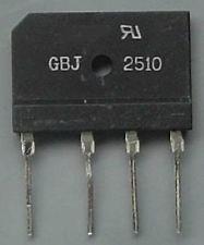 GBJ2510-F, Диодный мост 1000В 25А [GBU]