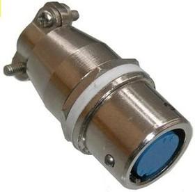 XS12-7 (Zn) б.к.р., Розетка блочно-кабельная 7 конт.