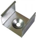 LD139, Крепеж для профиля CAB261 17,2*15*10mm, шурупы в комплекте