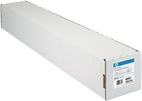"""Бумага HP Q1412B 24""""(A1) 610мм-30.5м/131г/м2/белый для струйной печати"""
