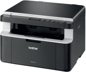 МФУ BROTHER DCP-1512R, A4, лазерный, черный [dcp1512r1]