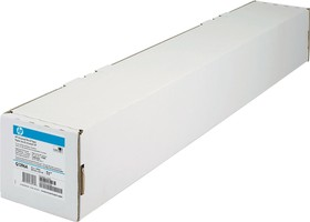 """Бумага HP Q1396A 24""""(A1) 610мм-45м/80г/м2/белый для струйной печати"""