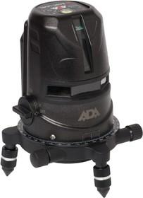 Фото 1/9 ADA Построитель лазерных плоскостей ADA 2D Basic Level (построитель плоскостей, сумка, инструкция) А00239