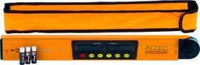 Фото 1/6 Угломер электронный с лазерным/электронным уровнем Geo-Fennel Multi Digit Pro+