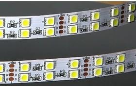 RT 2-5000 24V White 2x2 (5060, 600 LED, 011256), Лента светодиодная 1 метр, 120SMD(5050)/m 28.8 W/m 24V белый