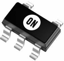 Фото 1/2 NCP1402SN33T1G, DC-DC преобразователь, повышающий, PFM, Micropower, 200 мА, 3.3 В [SOT-23-5]