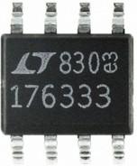 Фото 1/2 LT1763CS8-3.3#PBF, Стабилизатор напряжения +3.3V 500 мА, [SO-8]