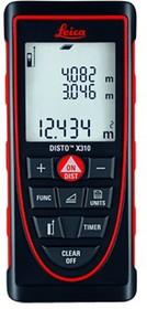 Фото 1/2 Disto X310, Дальномер лазерный, 120м