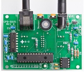IS-DEV KIT-1, Evaluation Board With Serial Communication Via RS232