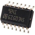 Фото 2/2 TS924ID, Операционный усилитель, четверной, 4 Усилителя, 4 МГц, 1.3 В/мкс, 2.7В до 12В, SOIC, 14 вывод(-ов)