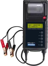 MDX-335P, Тестер аккумуляторных батарей с термопринтером