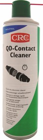 QD CONTACT CLEANER 250мл, Очиститель электроконтактов быстросохнущий